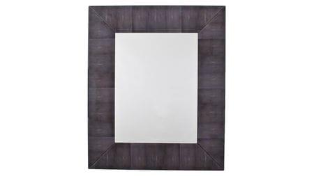 Зеркало Dark Grey Shagreen