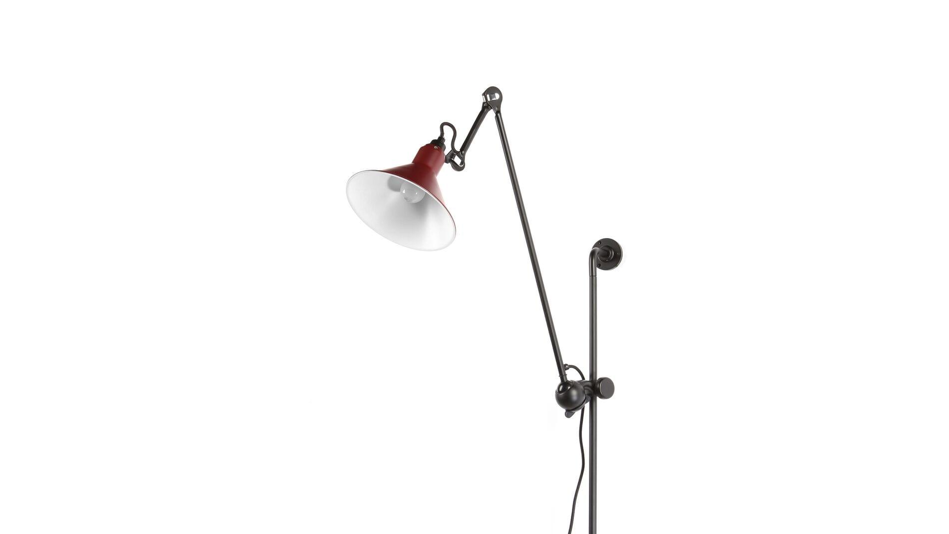 Настенный светильник Bronx с регулировкой по высоте