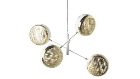 Подвесной светильник Hive slim chandelier