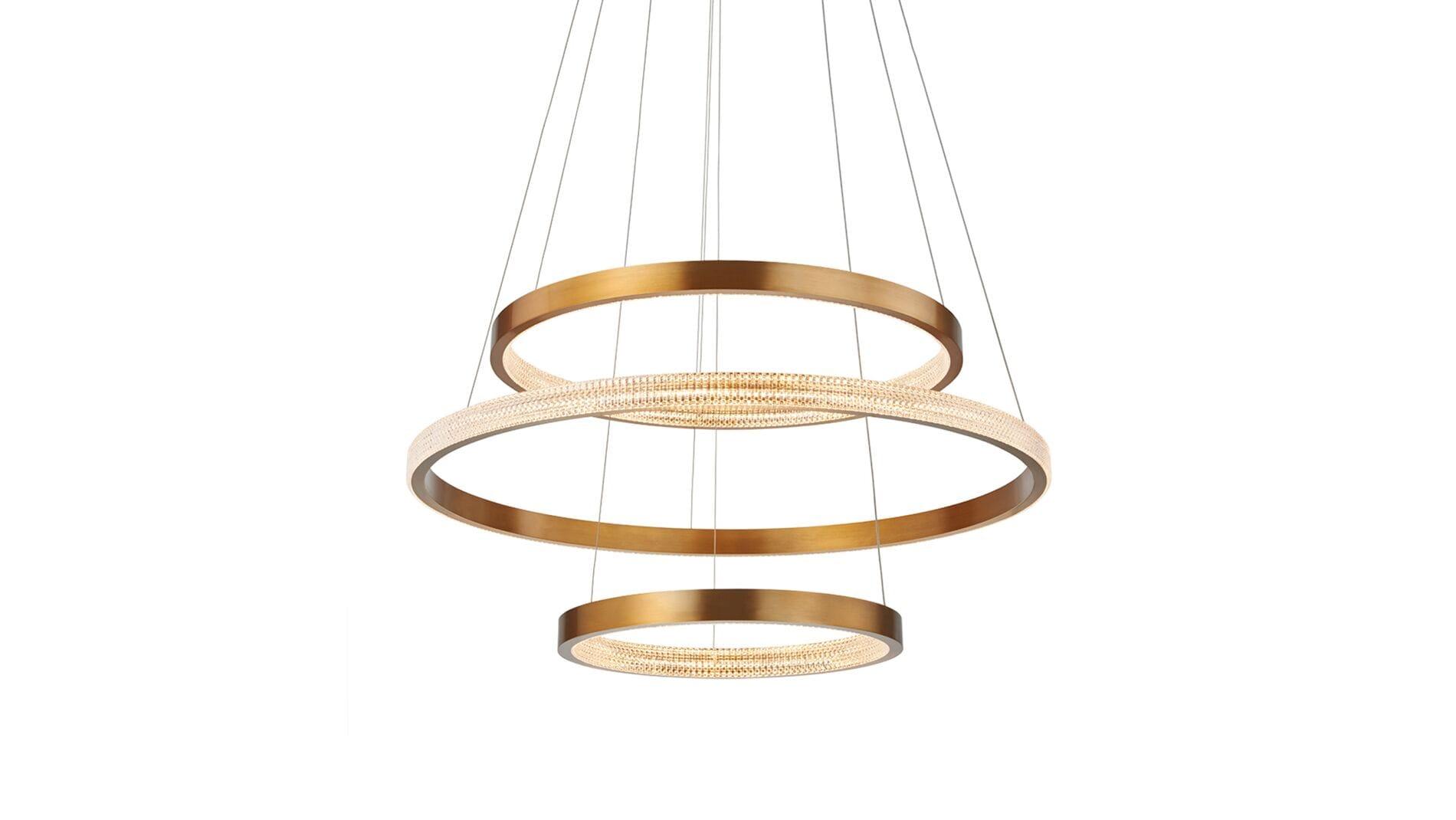Подвесной светильник Tangle 3 лампы