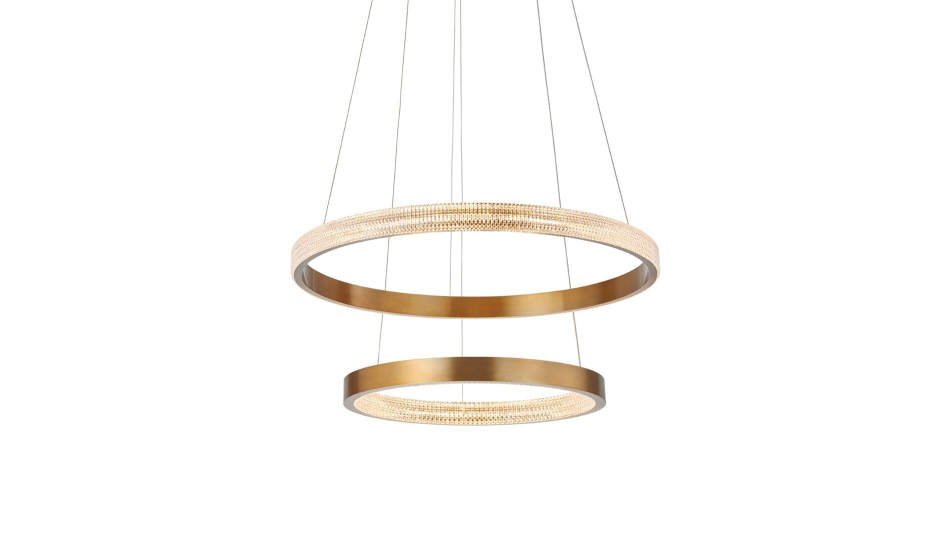 Подвесной светильник Tangle 2 лампы