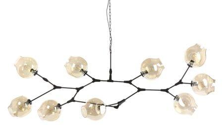 Подвесной светильник Branching Bubbles Summer 9 ламп