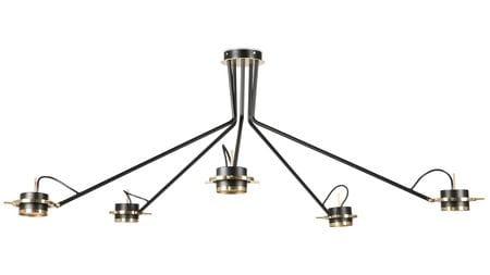 Потолочный светильник Retro 5 ламп