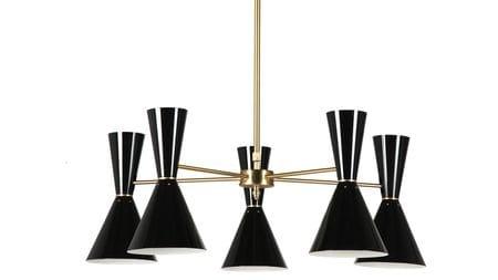 Потолочный светильник Stilnovo Style 5 ламп