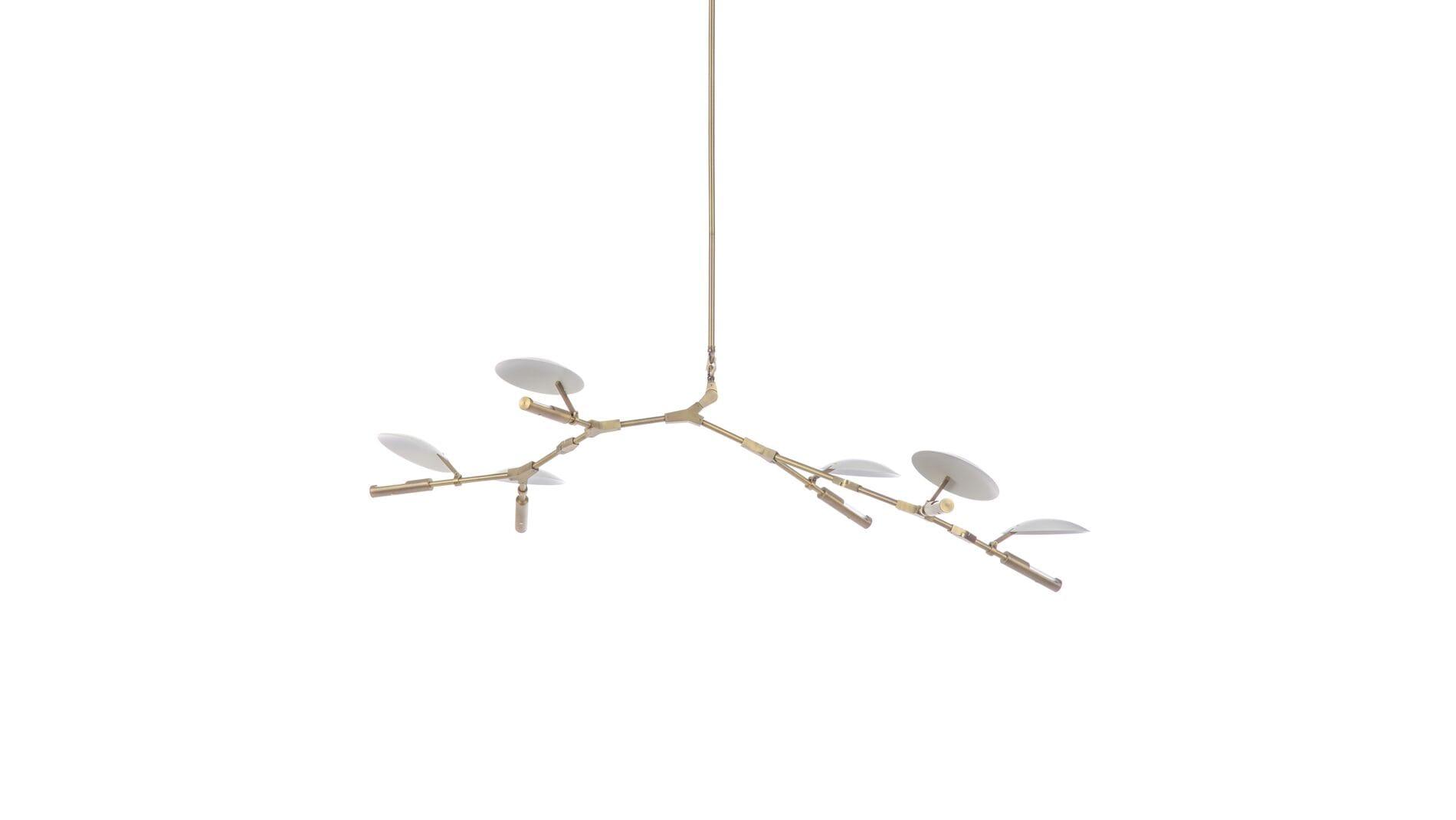 Подвесной светильник Harwell, 6 ламп