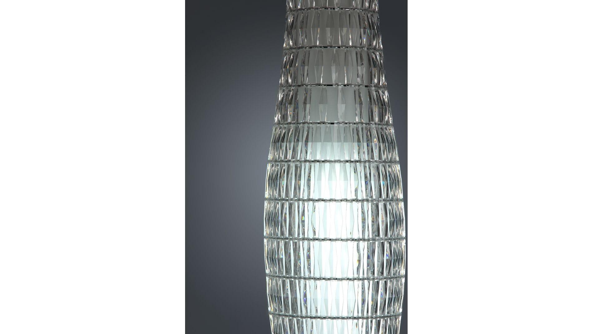 Подвесной светильник Tropico Vertical