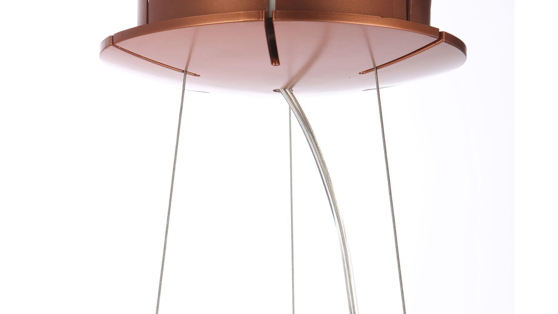 Подвесной светильник Maserlo Double диаметр 45