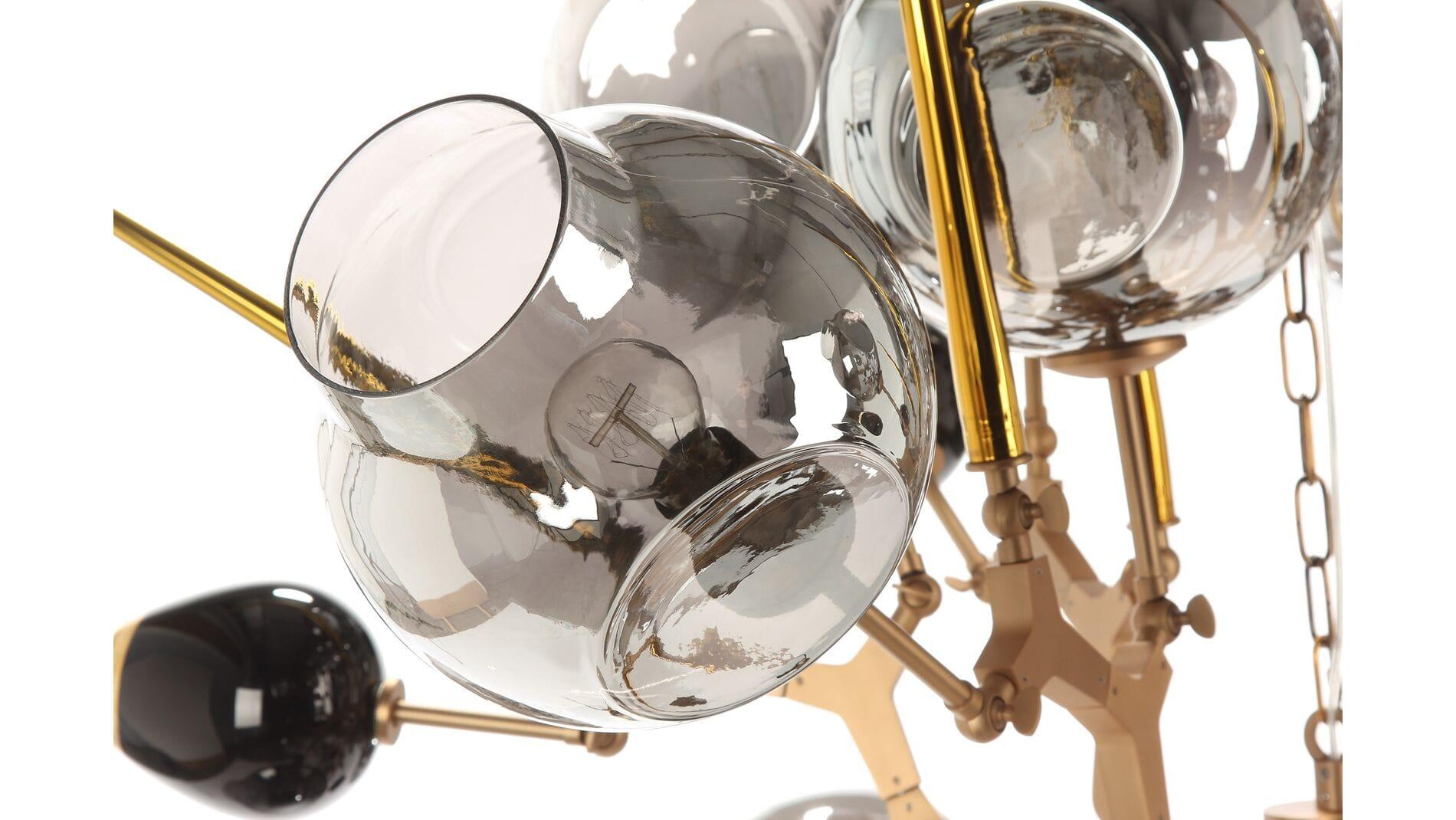Подвесной светильник Galaxy, 18 ламп