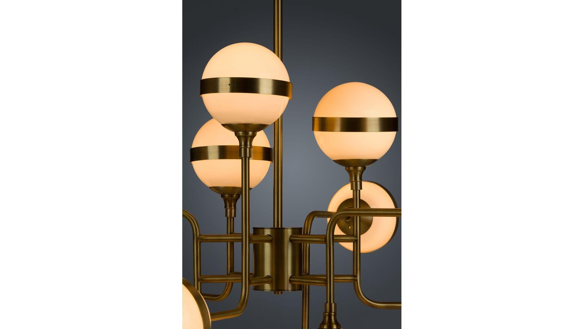 Подвесной светильник Starkey, 12 ламп