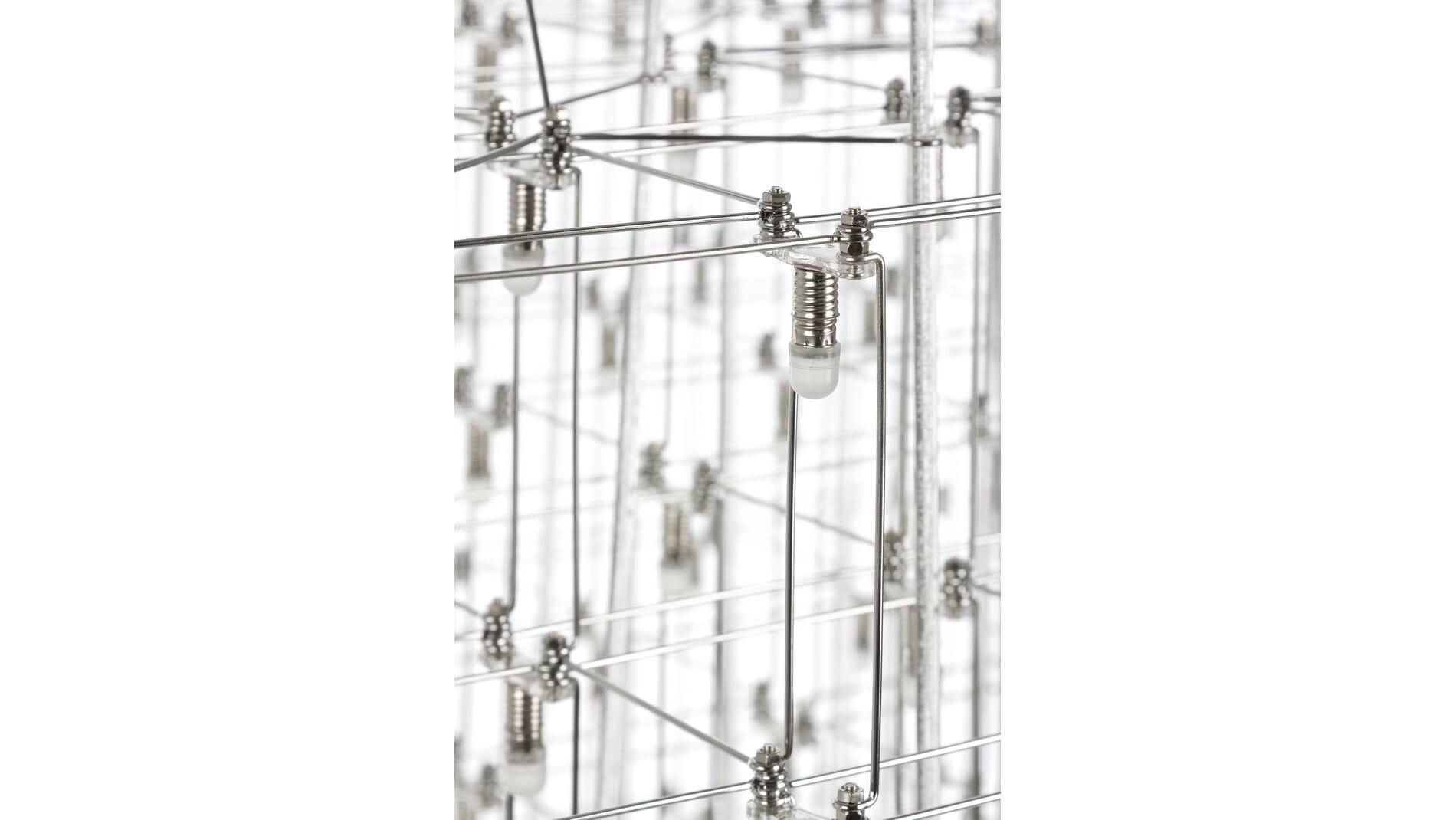 Подвесной светилник Molecular Lattice ширина 62,5