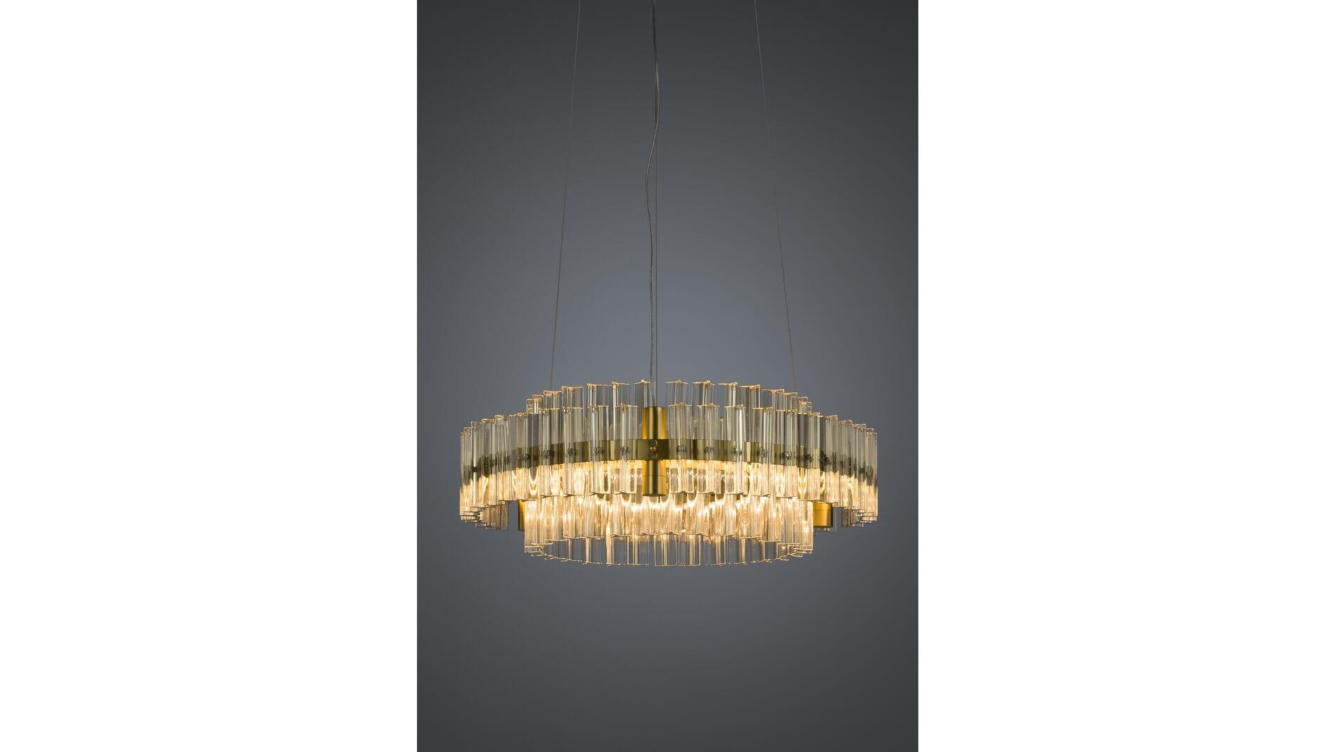 Подвесной светильник Crystal Circle диаметр 47