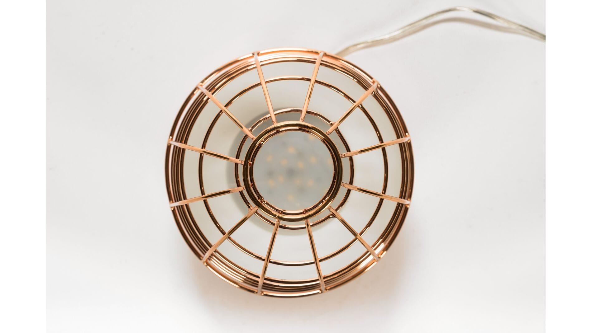 Настольный светильник Glare диаметр 20