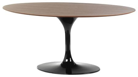 Стол обеденный Tulip Wood овальный 160х100