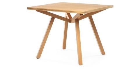 Обеденный стол Forte квадратный 90х90