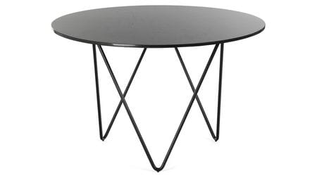 Обеденный стол Copenhagen диаметр 125