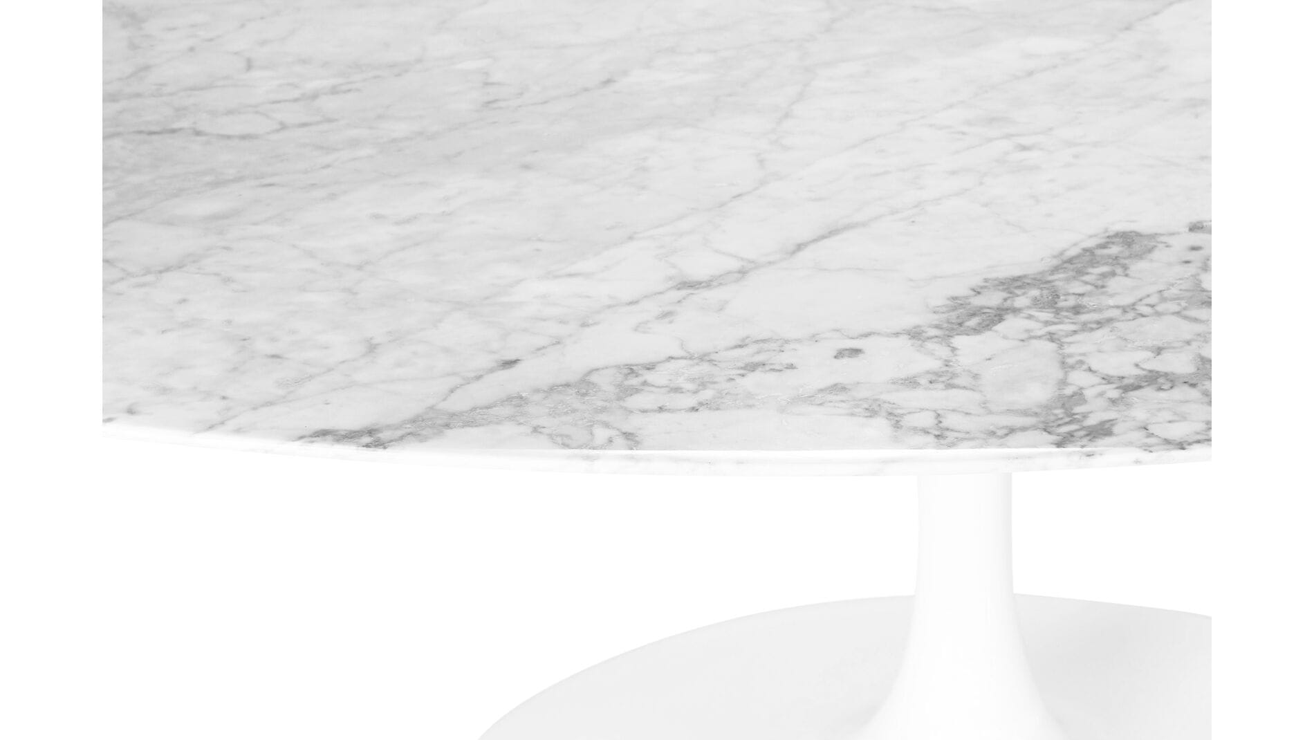 Стол обеденный Tulip Stone овальный 196х122