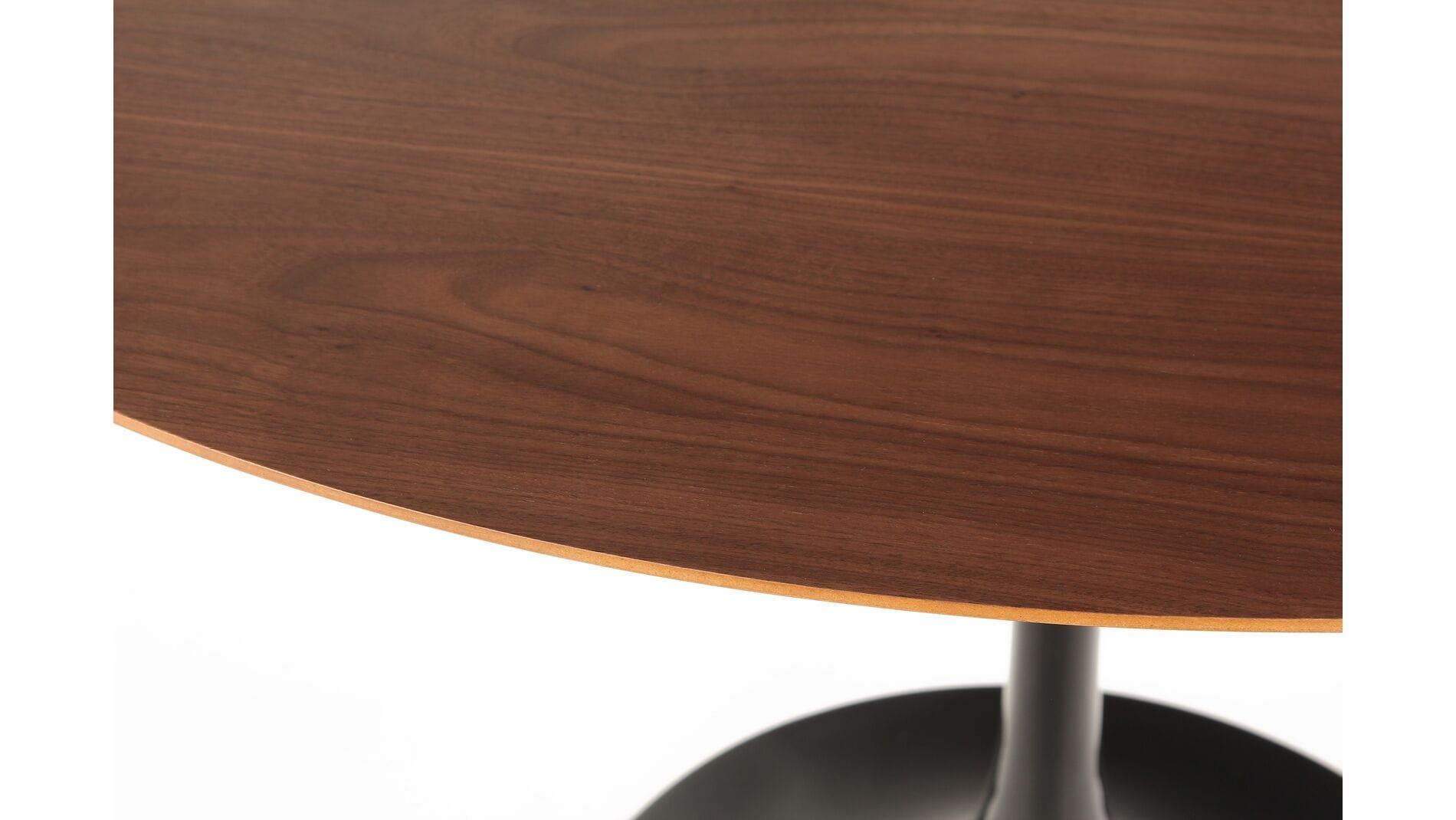 Стол обеденный Tulip Wood диаметр 121,5