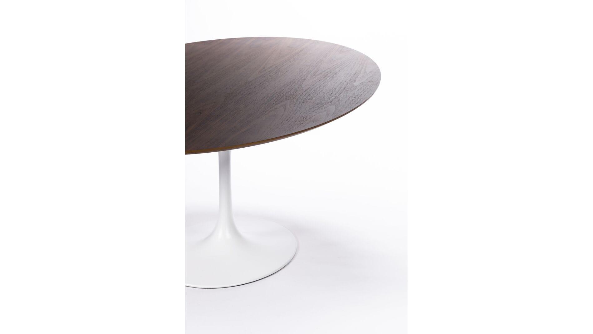 Стол обеденный Tulip Wood овальный 196х122