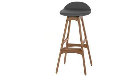 Барный стул Buch с поворотной функцией