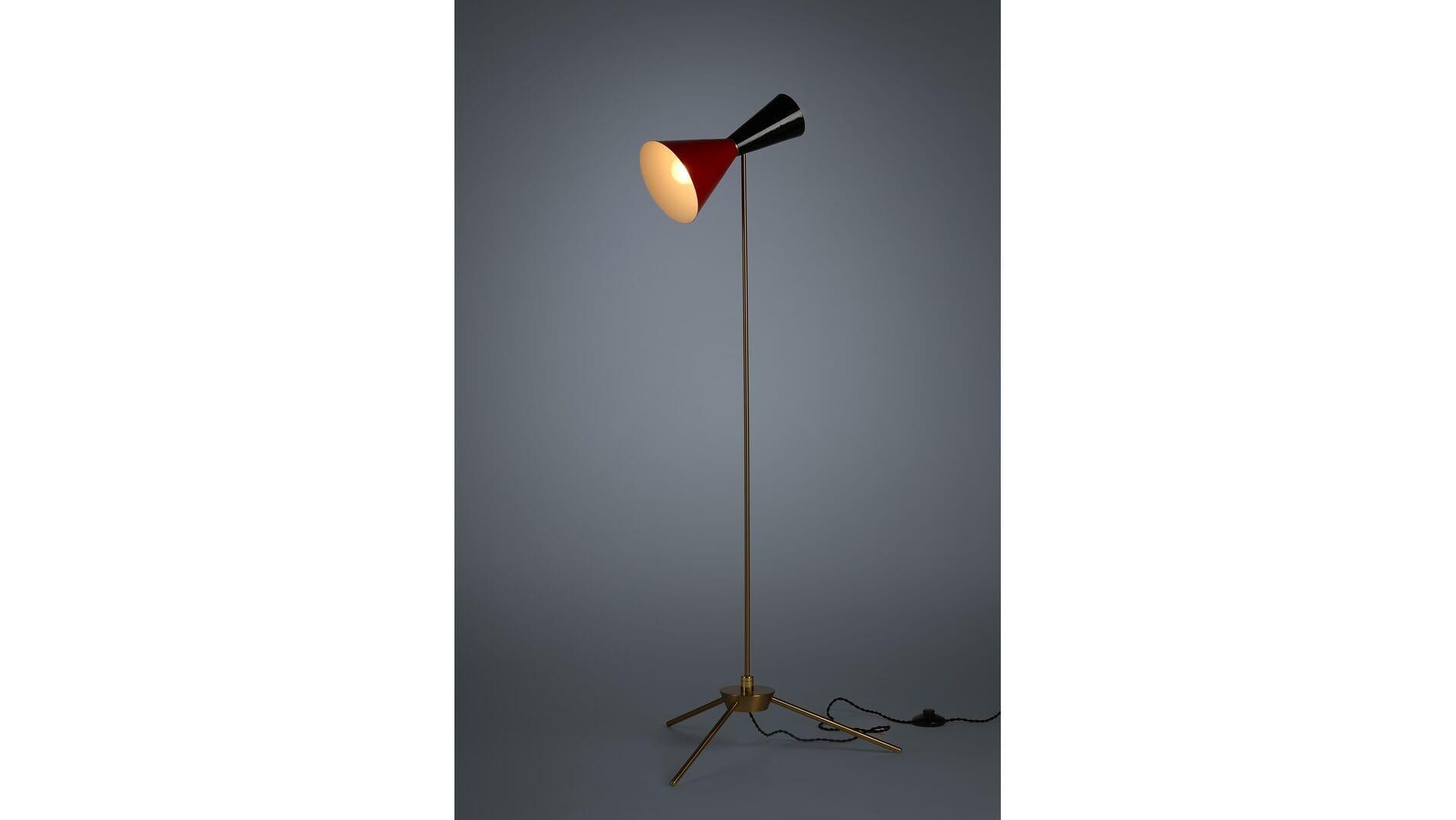 Напольный светильник Stilnovo Style 1 лампа
