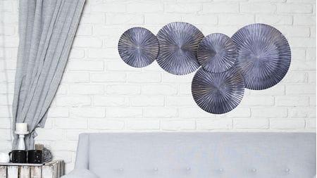 Панно на стену из дерева inflow Matt 130х85см