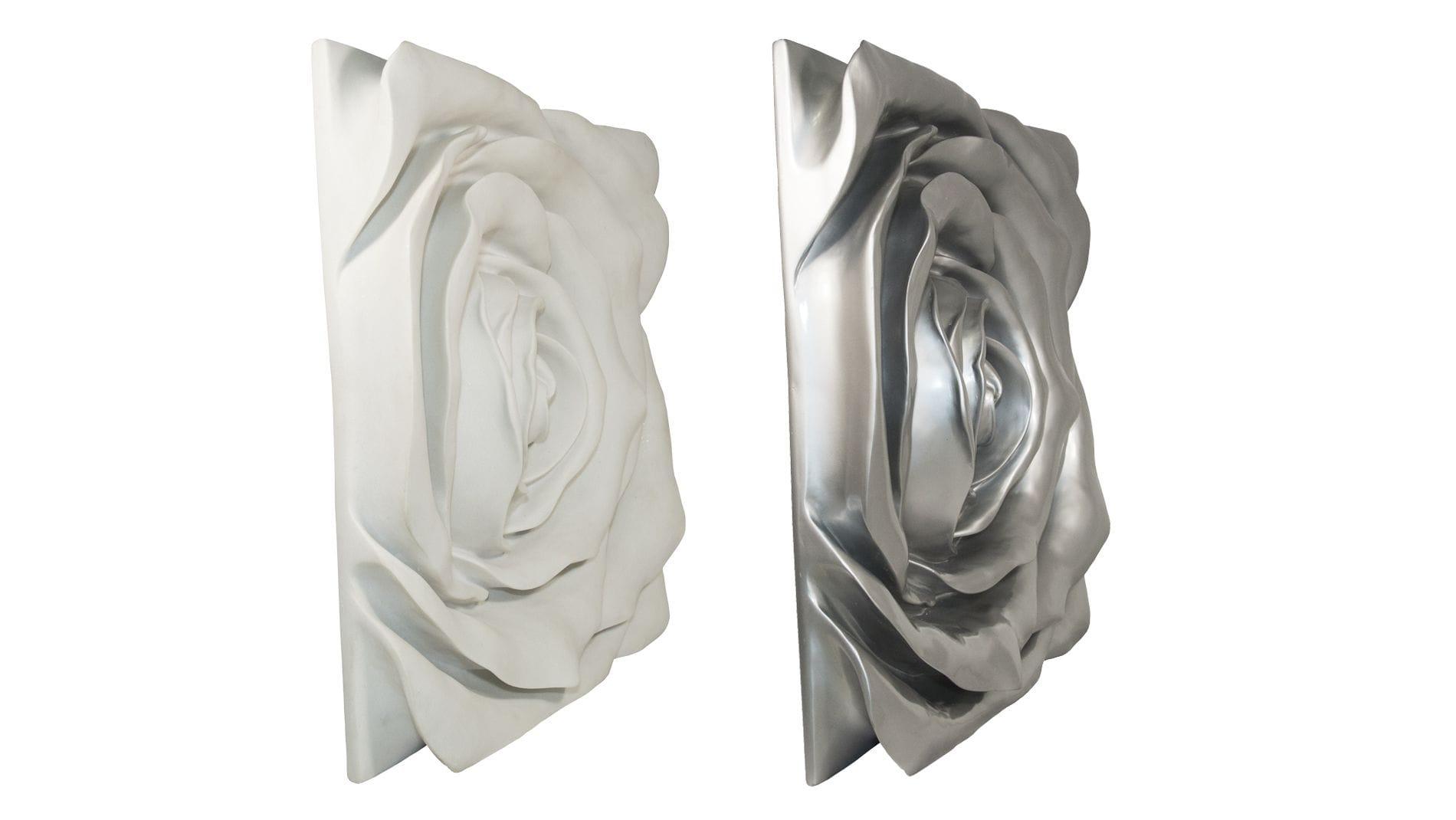 Панно на стену 2 roses 80х40 см