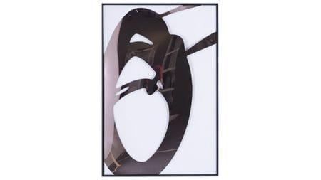 Панно-картина на стену LUDO GOLD-1 93х63 см