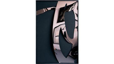 Панно-картина на стену Ludo Black - 1  93х63 см