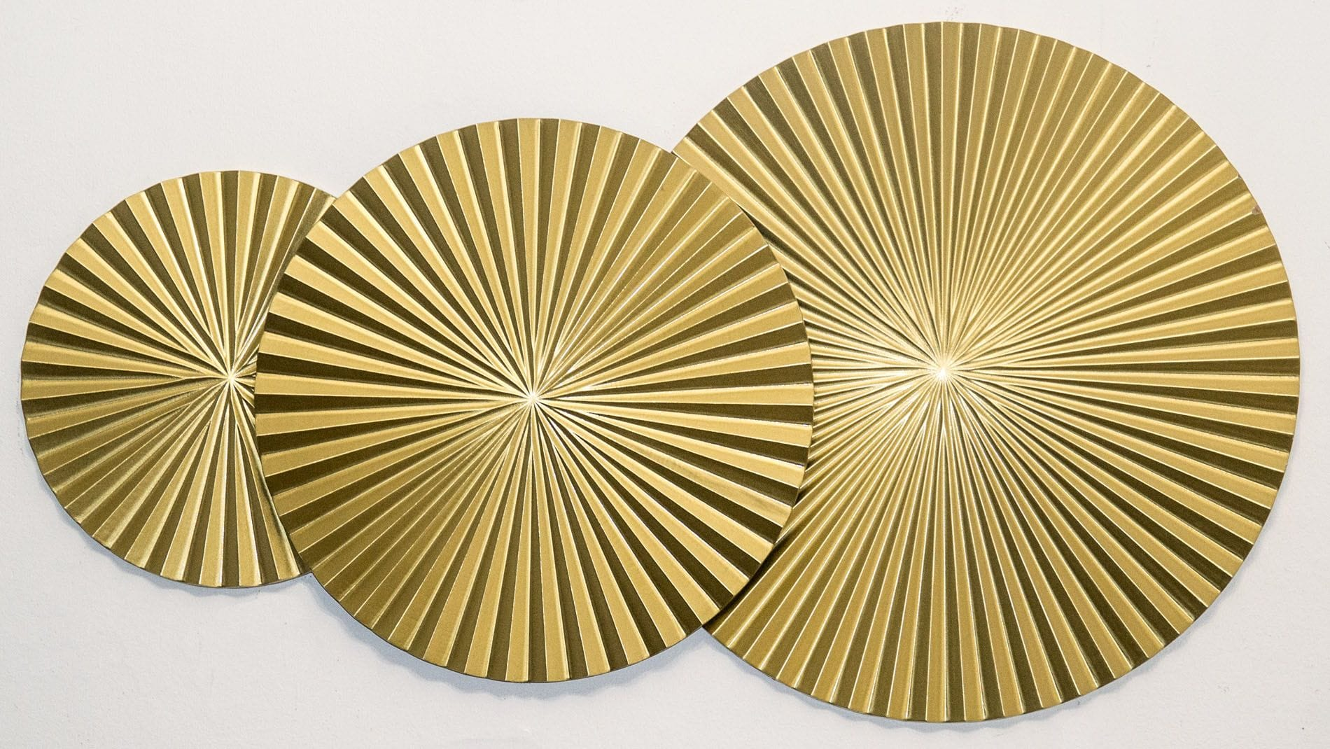 Панно на стену Gold - 3 105*50 см.