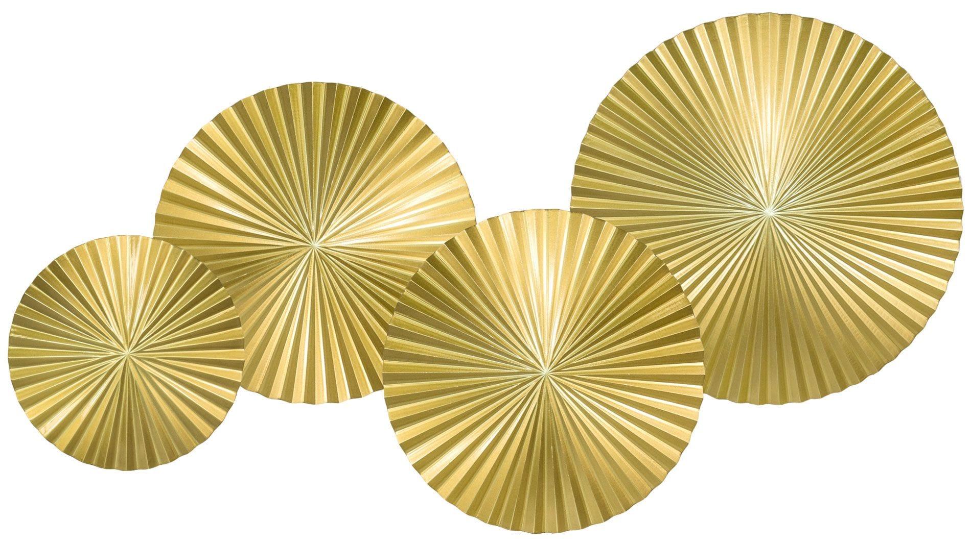 Панно на стену Gold - 4 115*70 см.