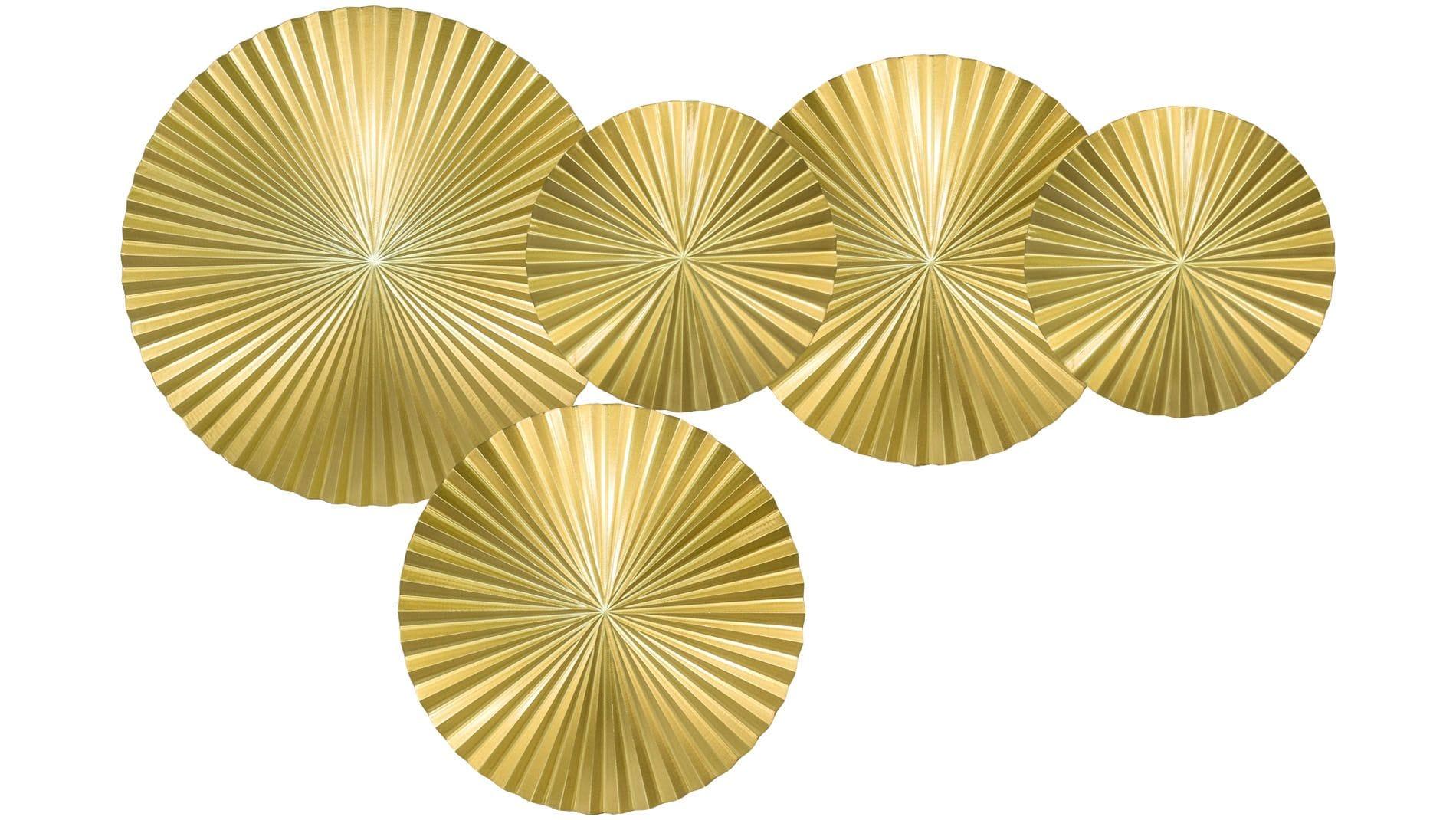 Панно на стену Gold - 5 130*85 см.