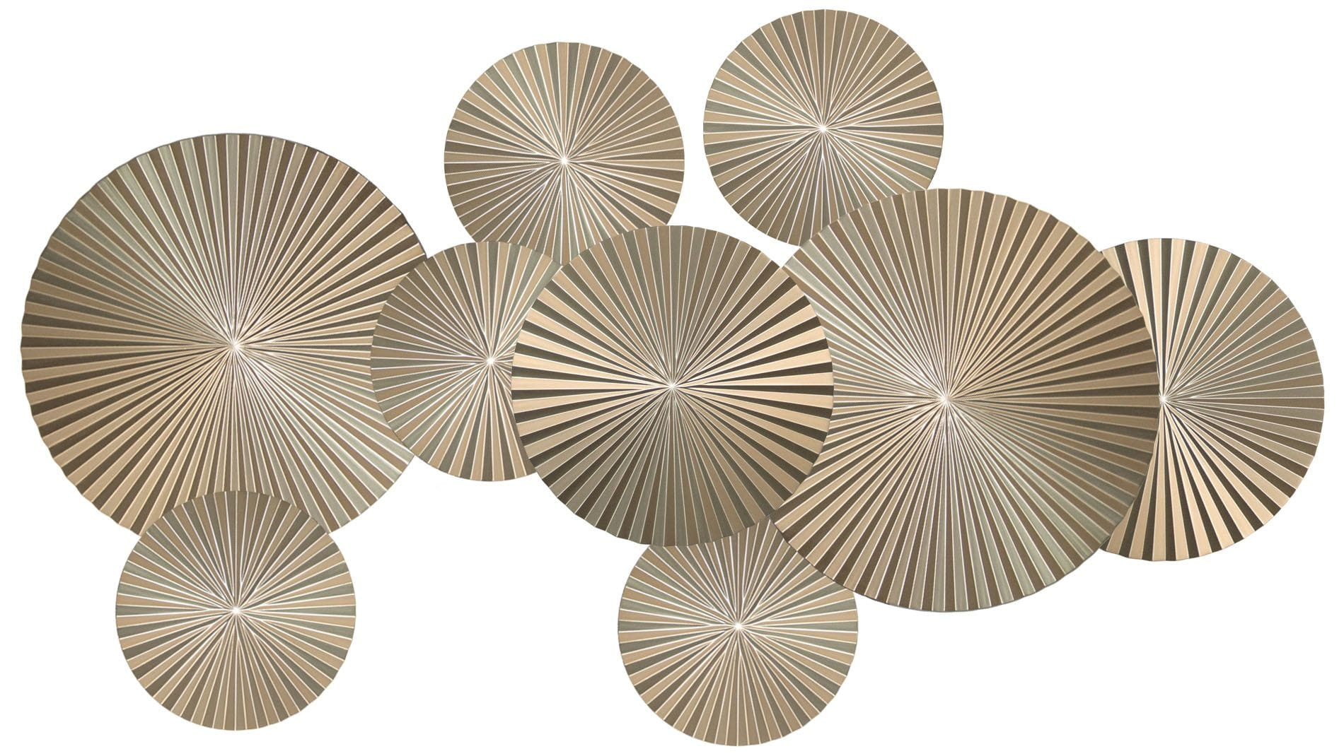 Настенное панно inflow - 9 160х90 см