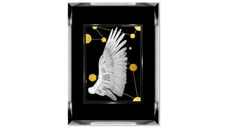 Постер на стену Крылья Ангела-2 97х71см