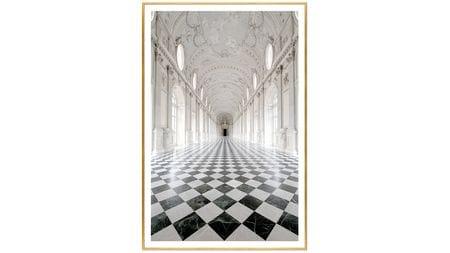 Постер на стену Дворец 60х80 см