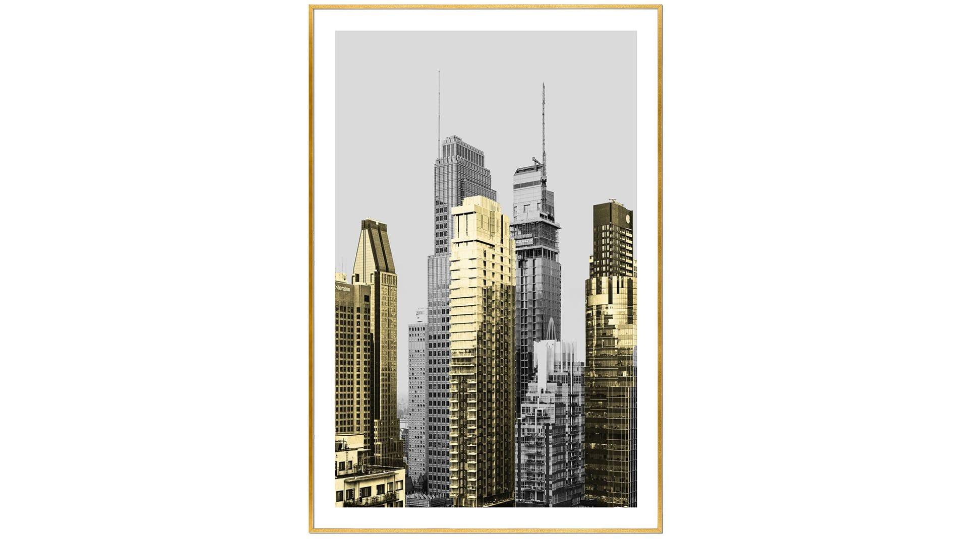 Постер на стену New York-3 60х80см
