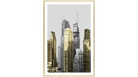 Постер на стену New York-3 60*80см.
