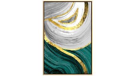 Постер на стену художественная абстракция-1 60х80см