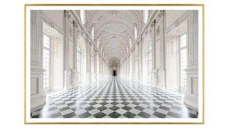 Постер на стену Дворец-2 80х60 см