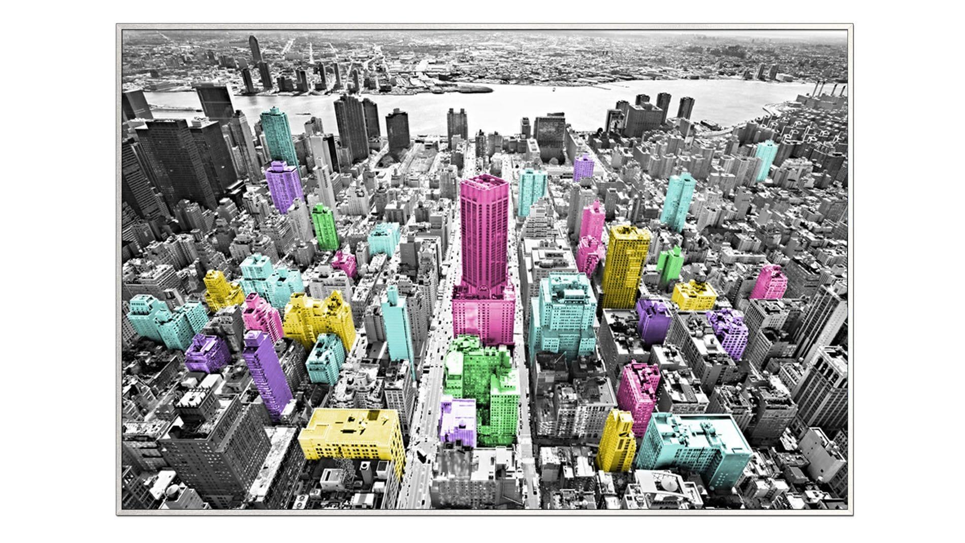 Постер на стену New York-2 80х60см