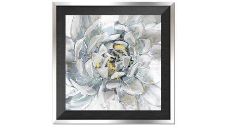 Постер на стену прекрасный цветок 80*80см.