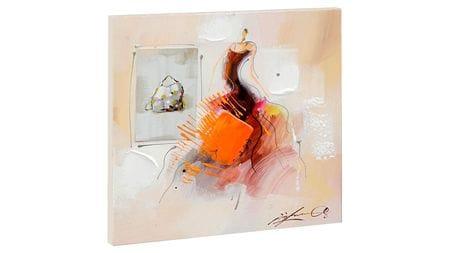 Картина маслом Золотая коробочка