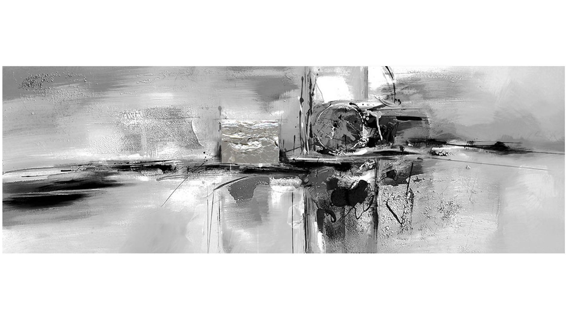 Картина маслом Шторм-2
