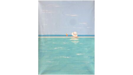 Картина на холсте отдых у моря - 2