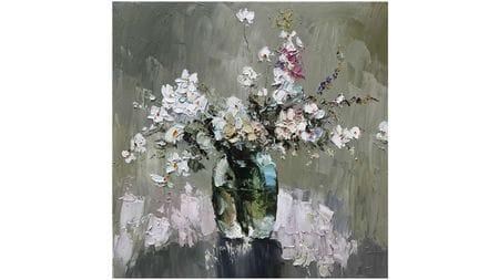 Картина маслом Красивые цветы Fiori