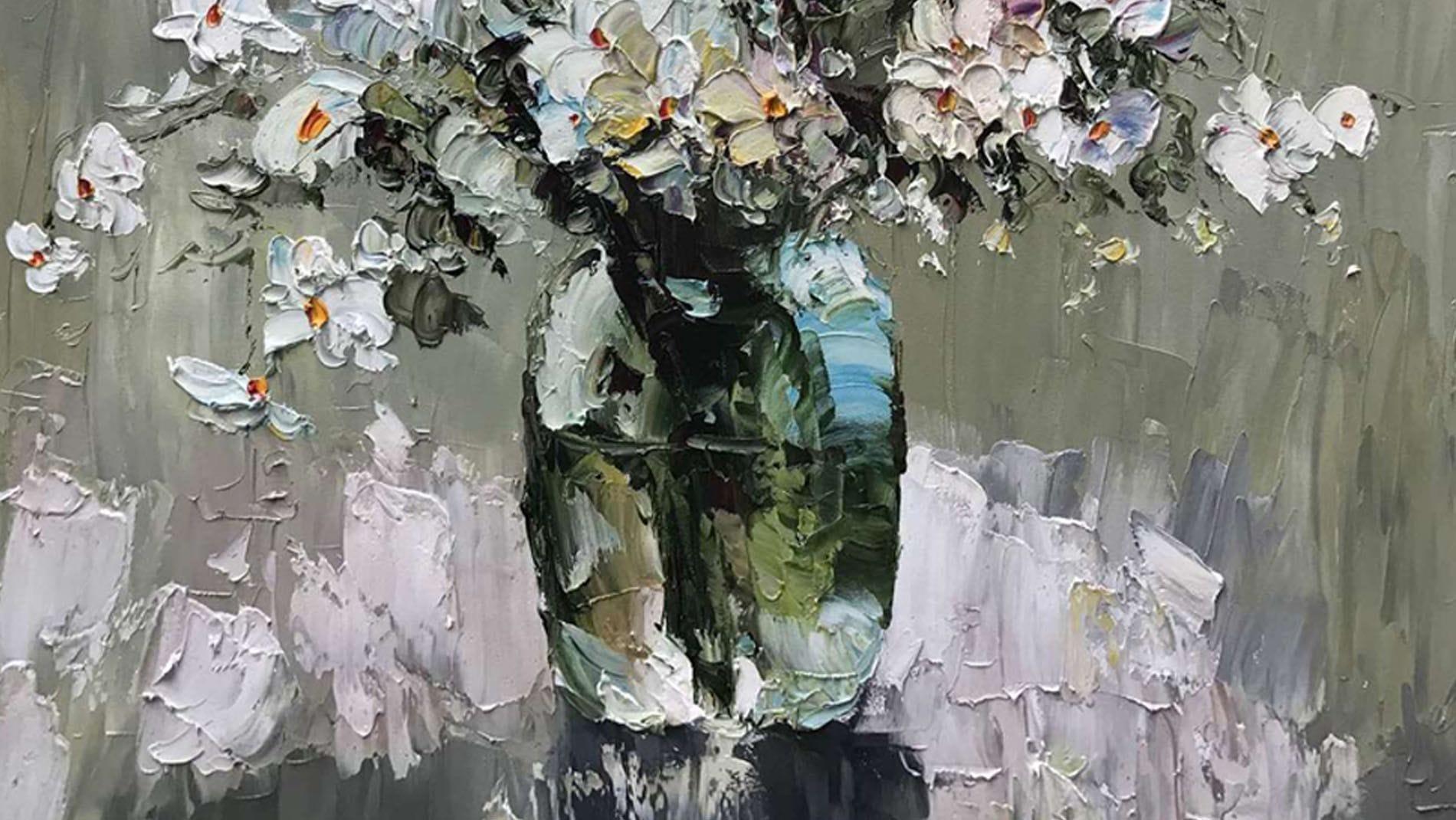 Картина Красивые цветы Fiori