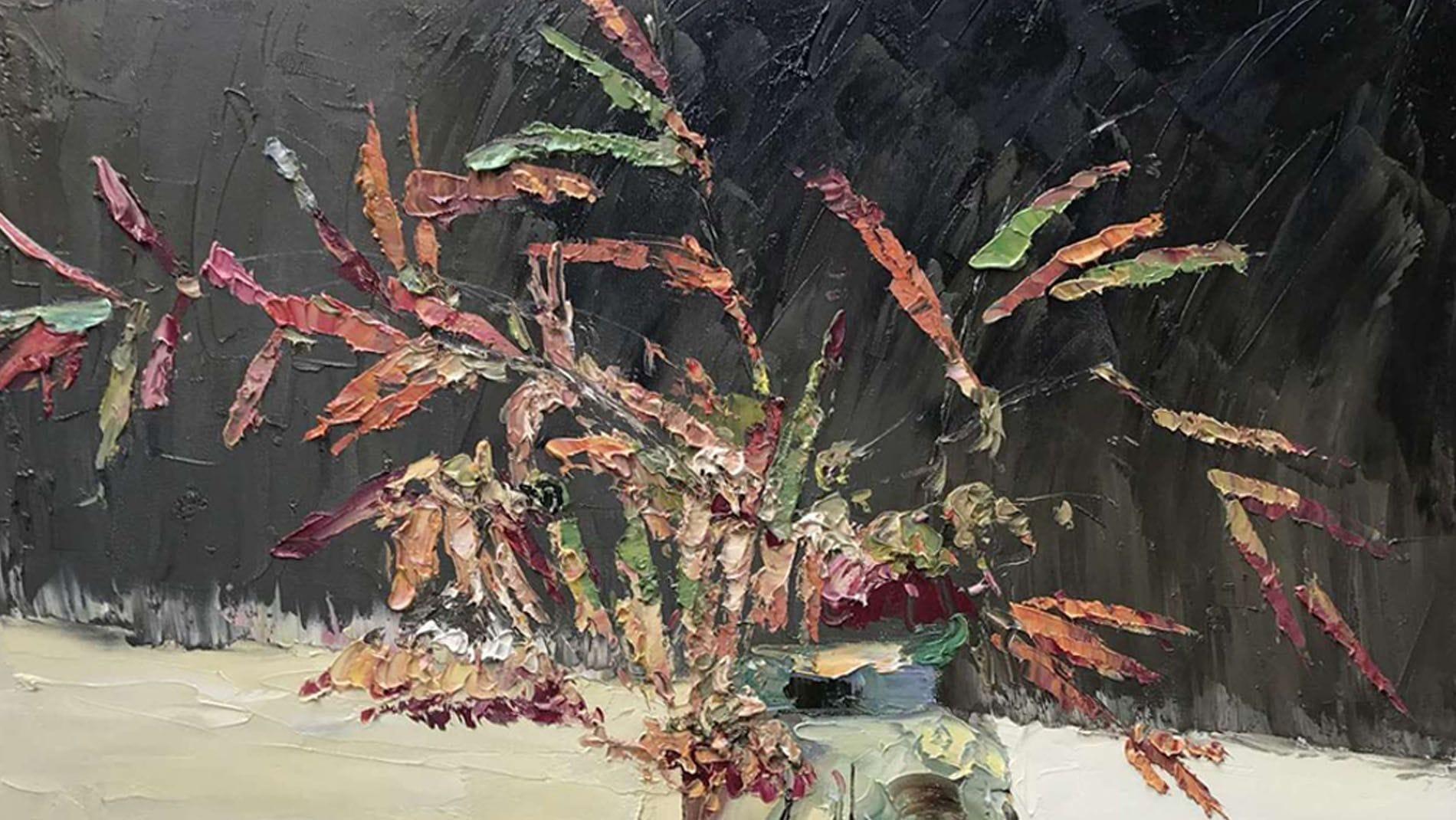 Картина маслом Рамо