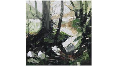 Картина маслом Мангровые леса
