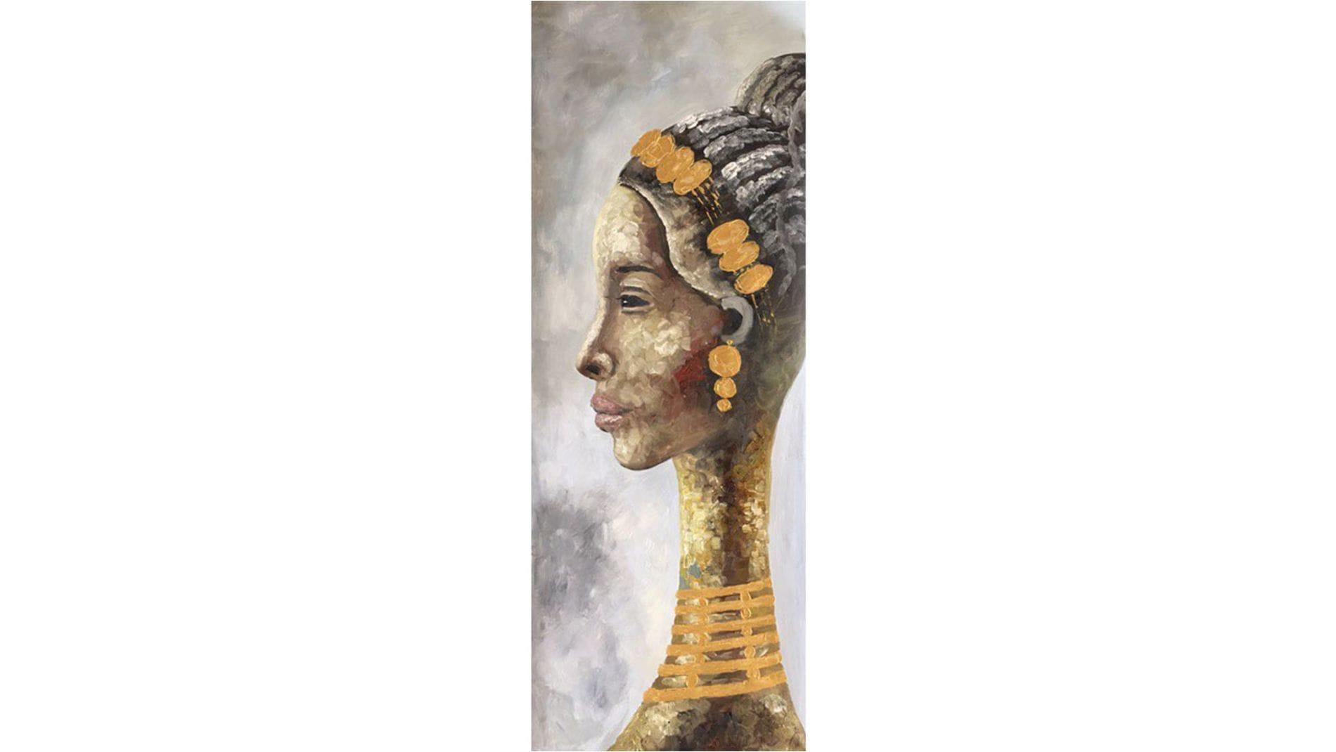Картина маслом Клеопатра
