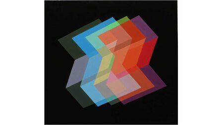 Картина абстракция Z