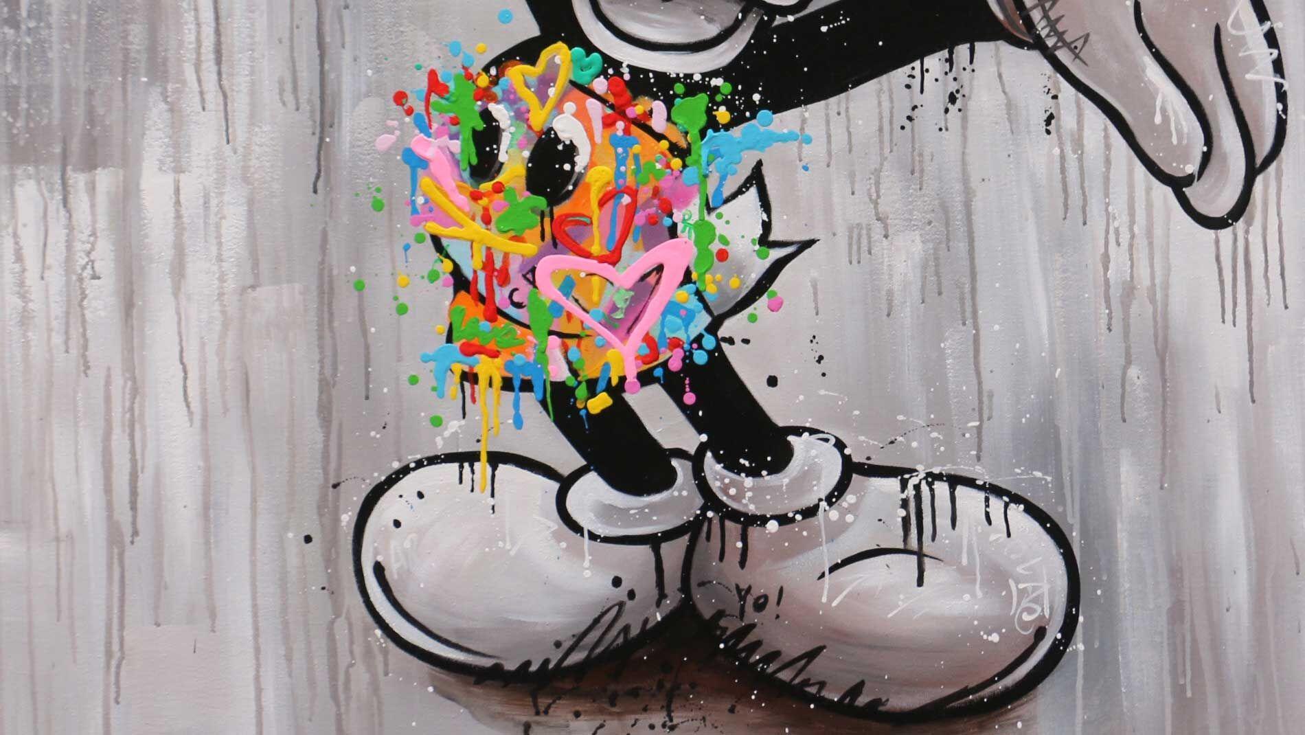 Картина для интерьера MiniDuck